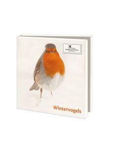 Vogelbescherming Kaartenset Vogels in de winter