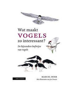 Wat maakt vogels zo interessant?