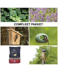 Vogelbescherming Stadstuin Pakket