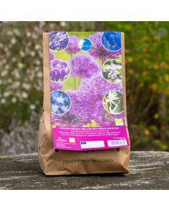 Biologische Bollenmix Bijen & Vlinders De Luxe - 100 stuks