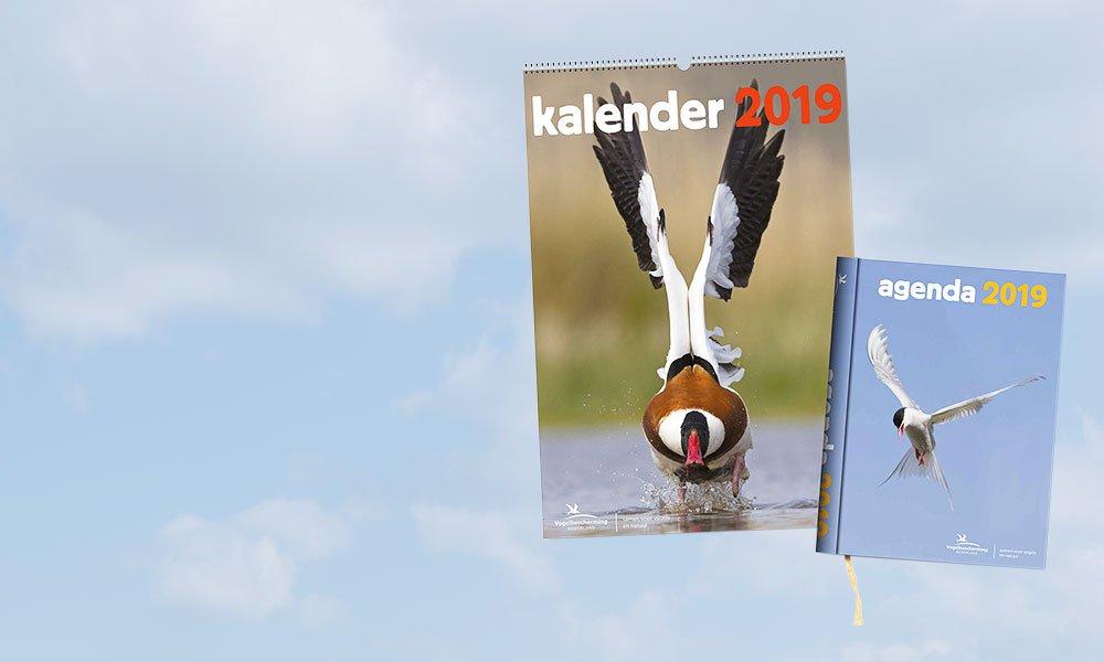 VBn agenda en kalender 2019