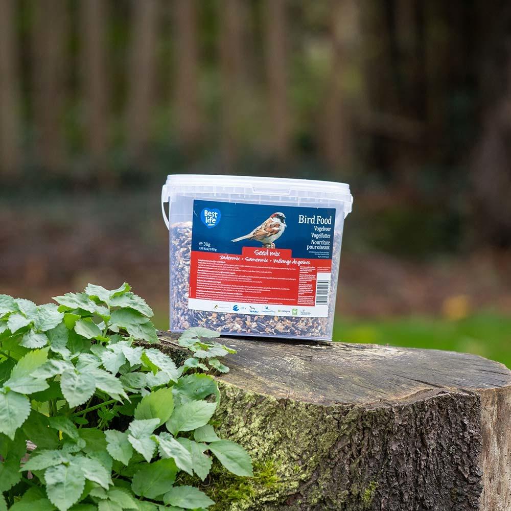 Zadenmix 3 kg (emmer)