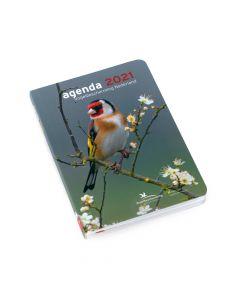 Vogelbescherming Mini Agenda 2021