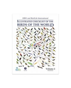 Illustrated Checklist of the Birds of the World Volume 2