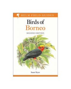 Helm Field Guides Birds of Borneo