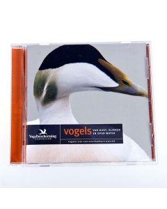 Vogels: kust, slikken en open water (CD)
