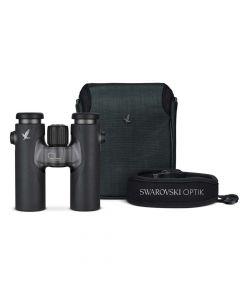 Swarovski CL Companion 10x30 antraciet met Wild Nature accessoire pakket