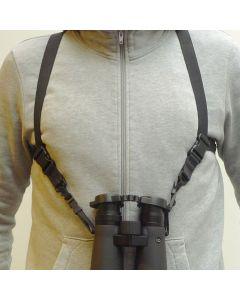 Vogelbescherming schouderriem