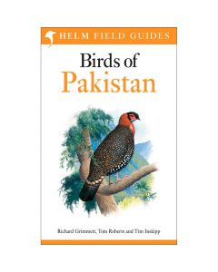 Helm Field Guides Birds Of Pakistan
