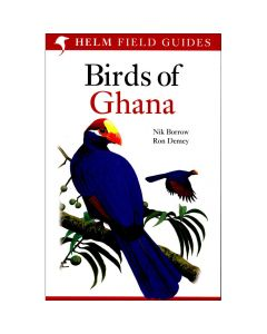 Helm Field Guides Birds of Ghana