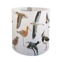 Windlicht vogels - set van 3