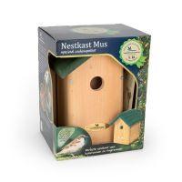 Nestkast Week van de Nestkast - Huismus 34 mm